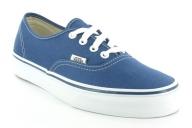 Кеды Vans Authentic, цвет: Тёмно-синий, Размер: 11.5